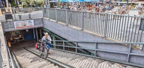 Camera's bewaken Oosterhoutse fietsenstallingen