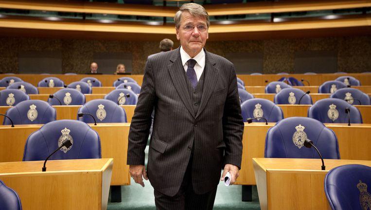 Minister Donner. Beeld anp