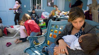 Ouders en migrantenkinderen tijdelijk niet vervolgd in VS door gebrek aan middelen