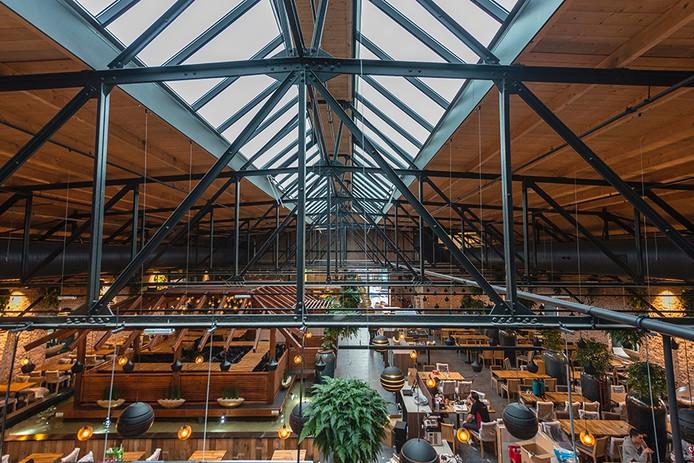 Restaurant de Watertuin in Bergen op Zoom met plek voor 440 gasten