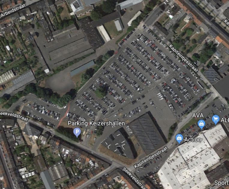 Keizershalparking