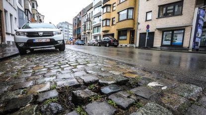 Jozef II-straat krijgt nieuwe parkeerstroken