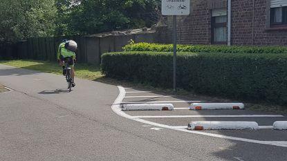 Na dodelijke valpartij: betonnen verkeersremmers ruimen plaats voor groenzone