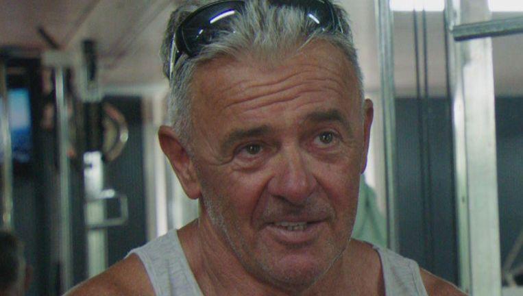 Danny Vanhamel bekende de overval gisteren in 'Ex-Gangster' op VIER.