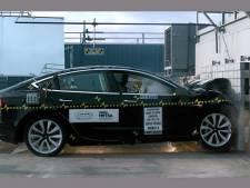 'Tesla misleidend over veiligheid Model 3'