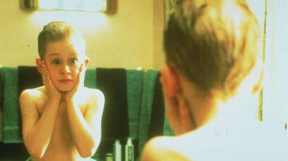 VIDEO. Pure nostalgie: Macaulay Culkin is nog één keer 'Home Alone'
