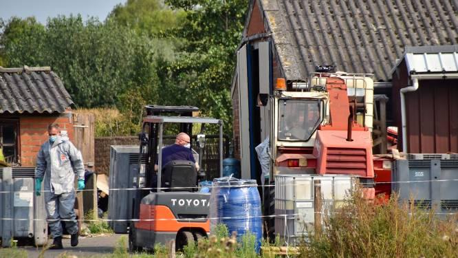 """Negen verdachten blijven in de cel voor """"grootste drugslabo dat ooit in België werd opgerold"""""""