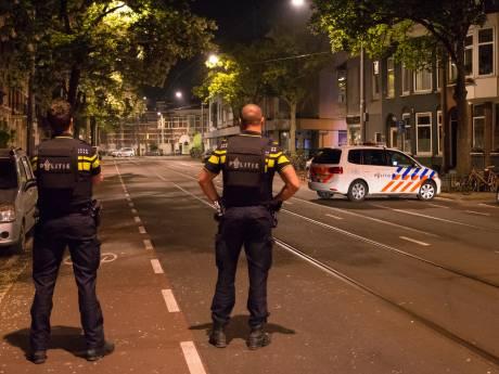 Rotterdamse politie schiet in bil vluchtende verdachte