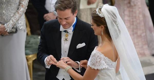 Zweedse Prinses Madeleine Is Getrouwd Overig Bndestem Nl