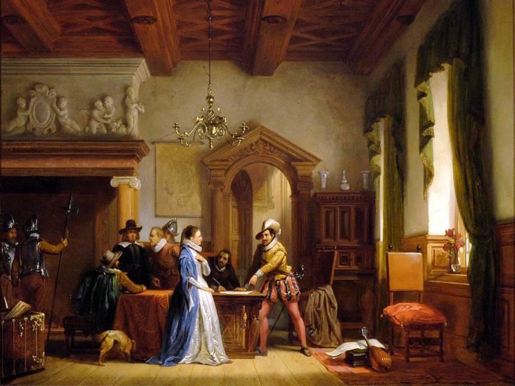 Margaretha is de redder des vaderlands, maar niemand in Alphen kent haar