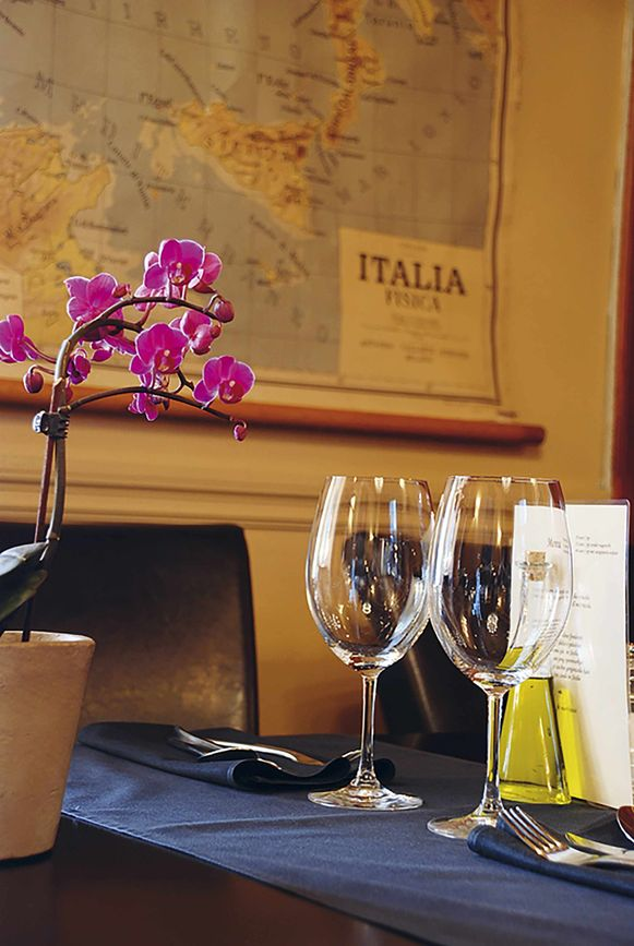 Bij Casa Buscemi smul je van Siciliaanse specialiteiten.