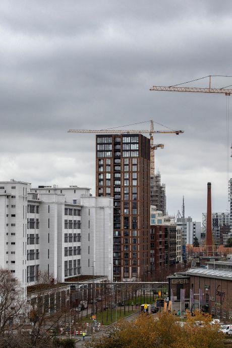 Bouw laatste fase Strijp-S in Eindhoven kan al in 2023 starten; geen plaats voor Glaskring