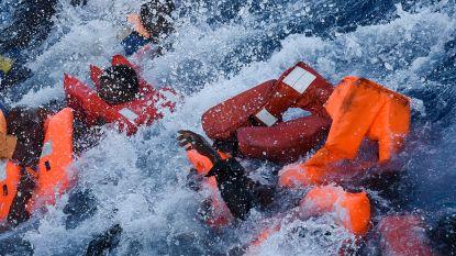 Zeker 100 migranten, onder wie 20 kinderen, verdronken na schipbreuk voor kust van Libië