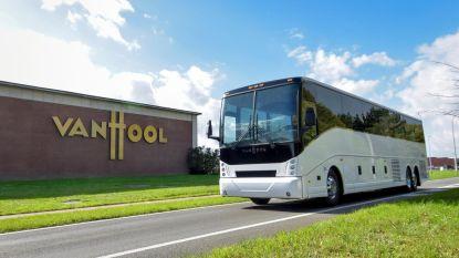 """Van Hool bouwt megafabriek in Verenigde Staten: """"We willen 400 bussen per jaar produceren"""""""