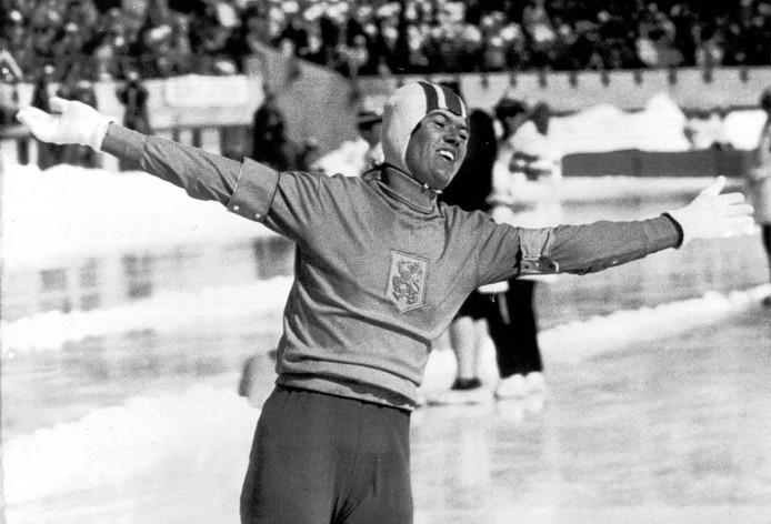 In 1972 won Stien Baas-Kaiser bij de Winterspelen in Sapporo goud op de 3000 meter.