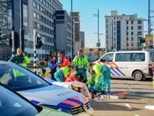 84-jarige man in ziekenhuis overleden na aanrijding met stadsbus in Eindhoven