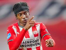 Madueke: 'Keuze voor PSV en eredivisie blijkt nu de juiste'