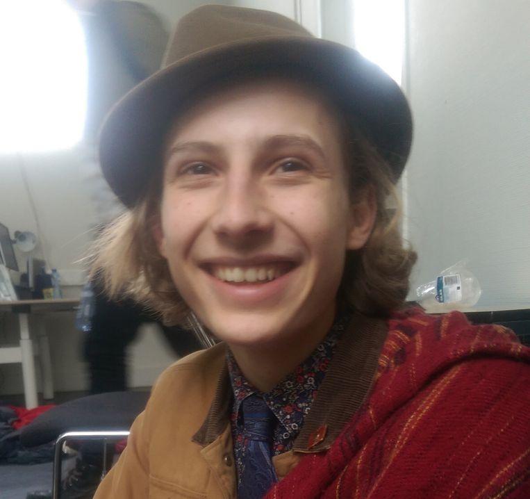 Julius Werner, 16. Beeld Heleen van Lier