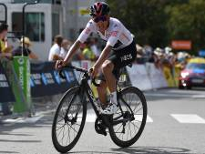 Tourwinnaar Bernal stapt met rugproblemen uit Dauphiné