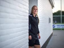 Nooit Gedacht-speelster Van Rooij maakt vier doelpunten in dertig minuten bij 6-3 winst op Bavel