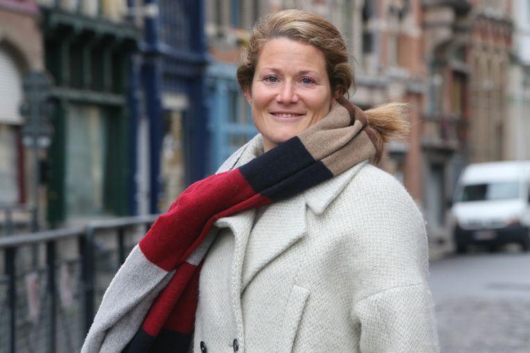 Anneleen Van Bossuyt maakt de overstap van het Europees naar het Vlaams parlement.