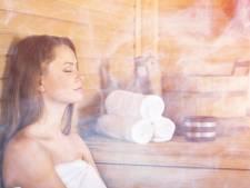 Overvolle sauna's mede dankzij de krant?