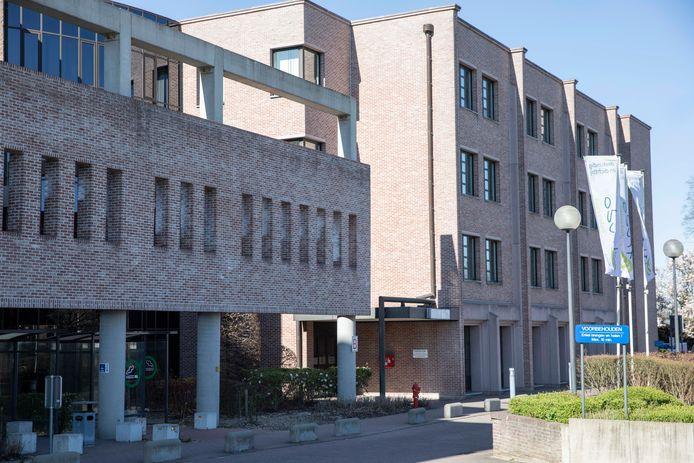 Het Sint-Trudo Ziekenhuis.