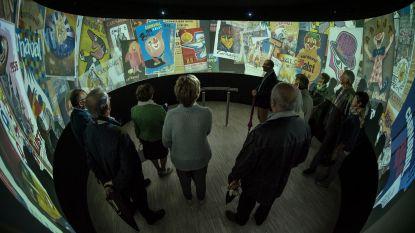 Nieuwe 360°-film in toeristisch infokantoor
