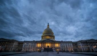 Hoog spel in Washington rond 'shutdown' overheidsdiensten