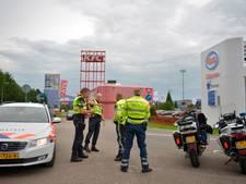 Politie-achtervolging van 200 kilometer met helikopters loopt op niets uit
