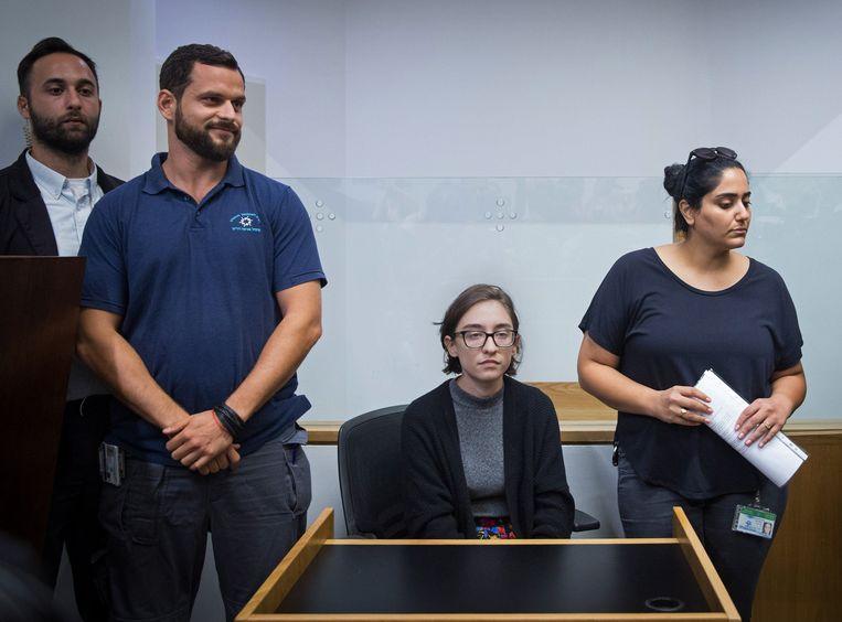 Lara Alqasem werd vandaag verhoord. Wanneer haar uitspraak volgt, is voorlopig onbekend.