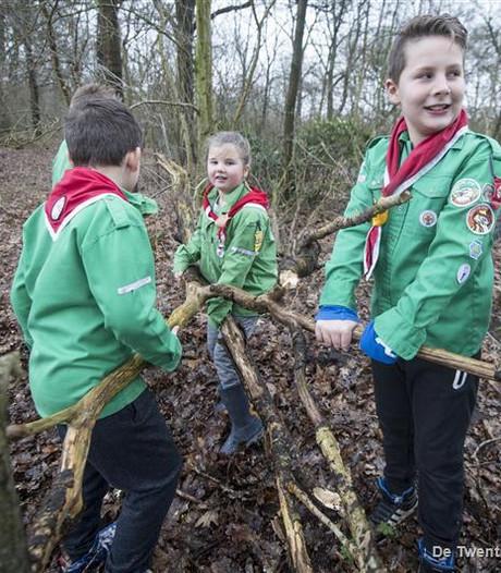 Scouts Haarle blij met eerste concrete stap