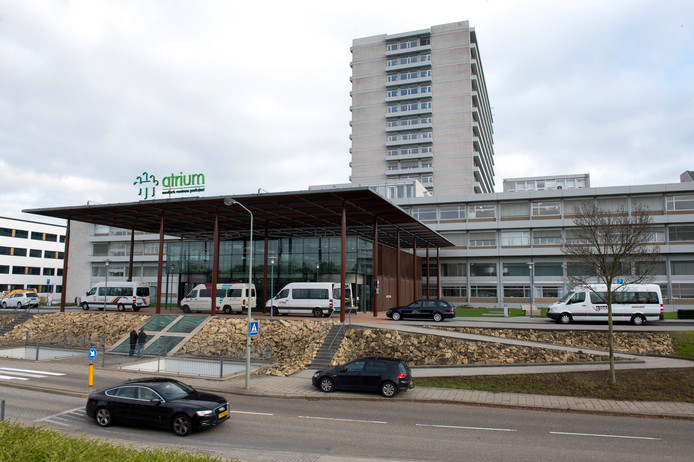 Na een fusie is het Atrium Medisch Centrum omgedoopt tot het Zuyderland Medisch Centrum.