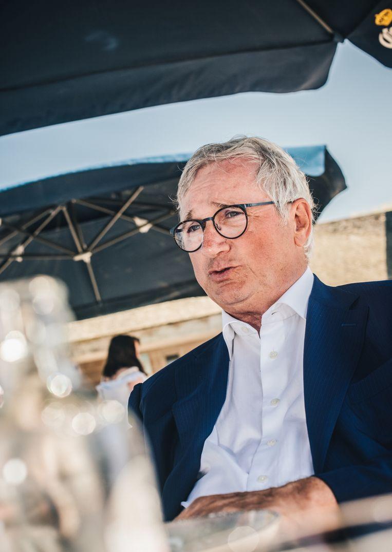 Marc Vanden Bussche: 'Ik heb een tweede verblijf in het zuiden van Frankrijk. Daar worden de stranden niet elke dag gekuist, hoor.' Beeld Carmen De Vos