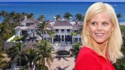 Elin Nordegren, de ex van Tiger Woods, verkoopt haar gigantische luxevilla in Florida