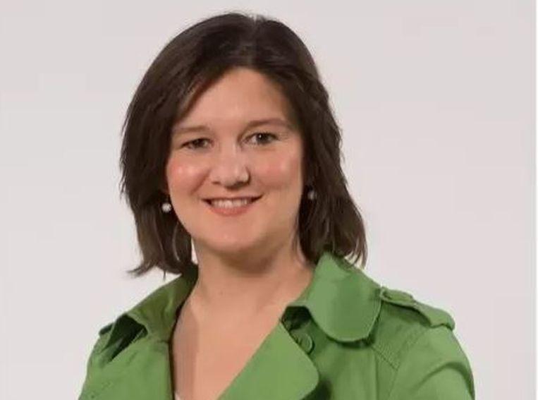 Europees parlementslid voor CD&V Cindy Franssen komt spreken.