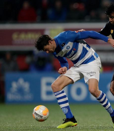 Van de Pavert twijfelgeval voor cruciaal duel De Graafschap bij VVV-Venlo