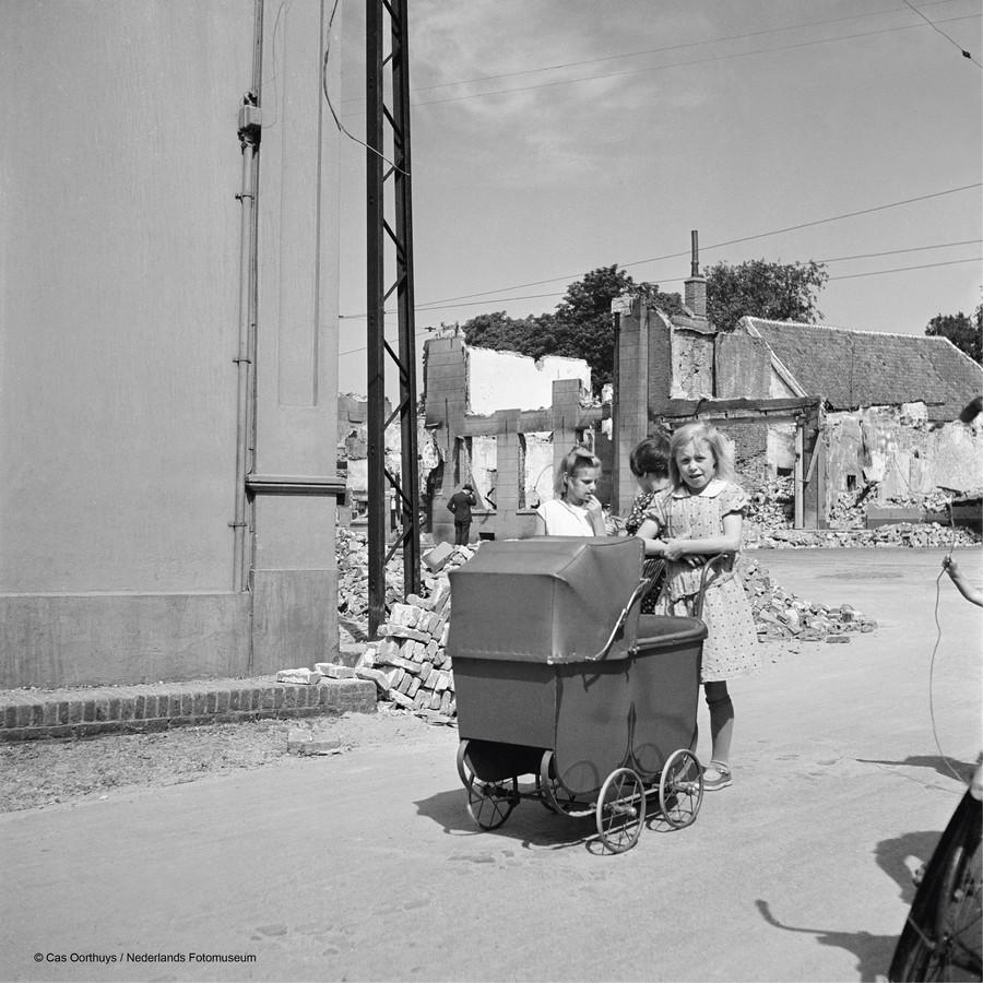Rhenen, mei 1940