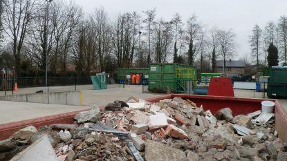 Textiel en herbruikbare goederen vanaf maandag weer welkom in recyclagepark Hove