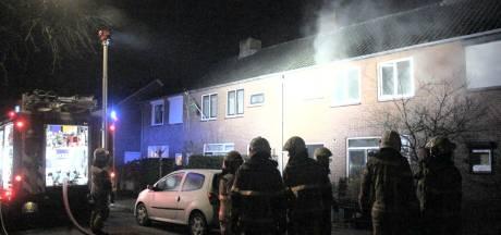 Veel rookontwikkeling bij woningbrand in Silvolde