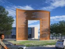 Welk kunstwerk moet op Raoul Wallenbergplein komen?