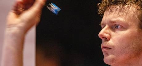 Duitse zege in Open Steenwijkerland darttoernooi