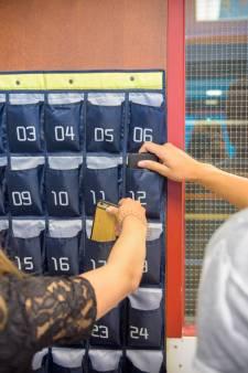 Telefoontas al weer afgeschaft in Laarbeek