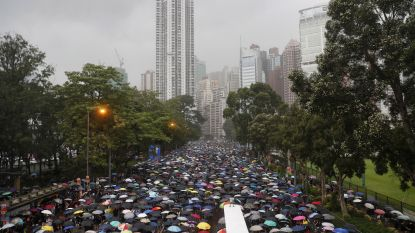 936 twitteraccounts uit China zaaien verdeeldheid in Hongkong