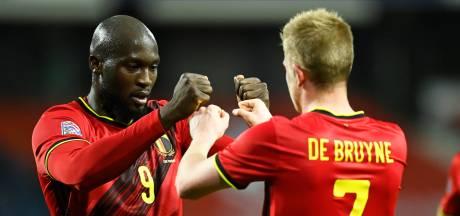 Trois à la suite: la Belgique termine l'année en tête du Classement FIFA