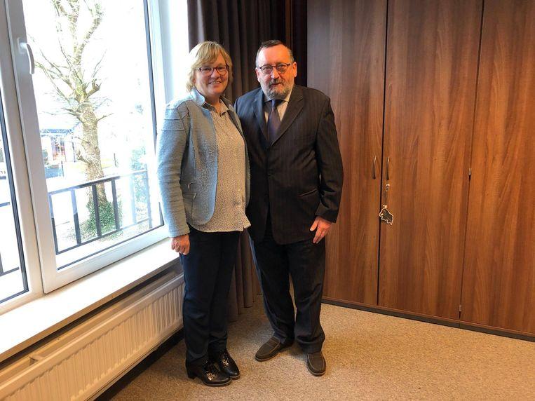 Patricia De Meyer volgt Freddy De Vilder op als directeur bij de cvba Wonen.