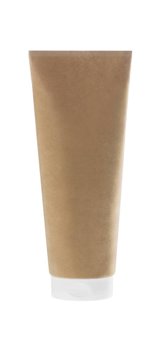 Voilà à quoi devraient ressembler les futurs tubes en carton de L'Oréal.