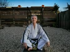 Taekwondo-topper Peter Sanders uit Eindhoven is wereldwijd één van de 40 met negende dan