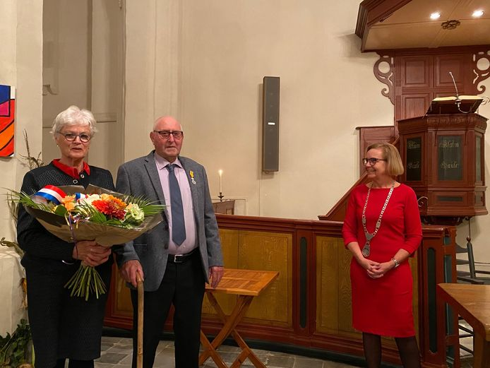 Bart van de Pol is Lid in de Orde van Oranje Nassau.