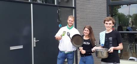 Gezond eten en leren koken voor jongeren in Westervoort